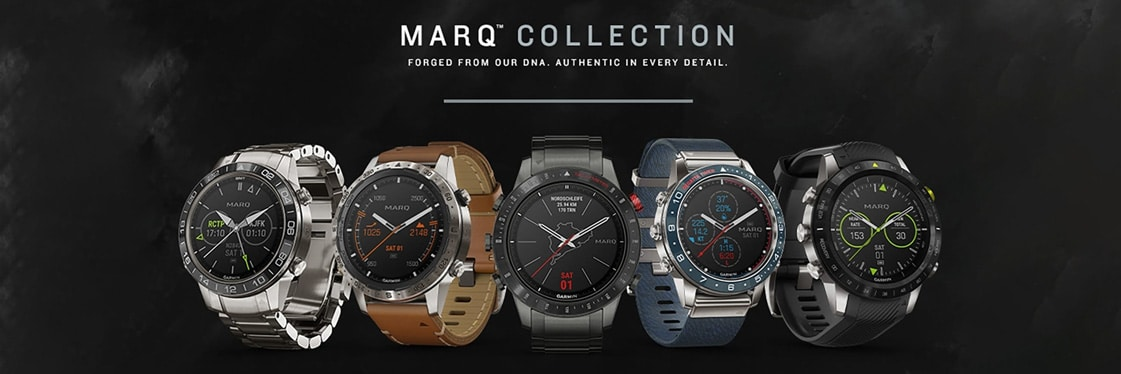 Garmin Marq Kollektion