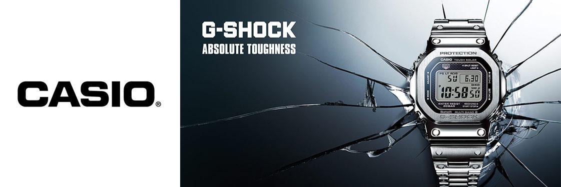 Casio G-Shock Steel Bluetooth