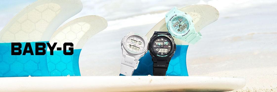 Casio Uhren Baby G