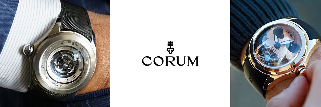 Corum Uhren Bubble Kollektion