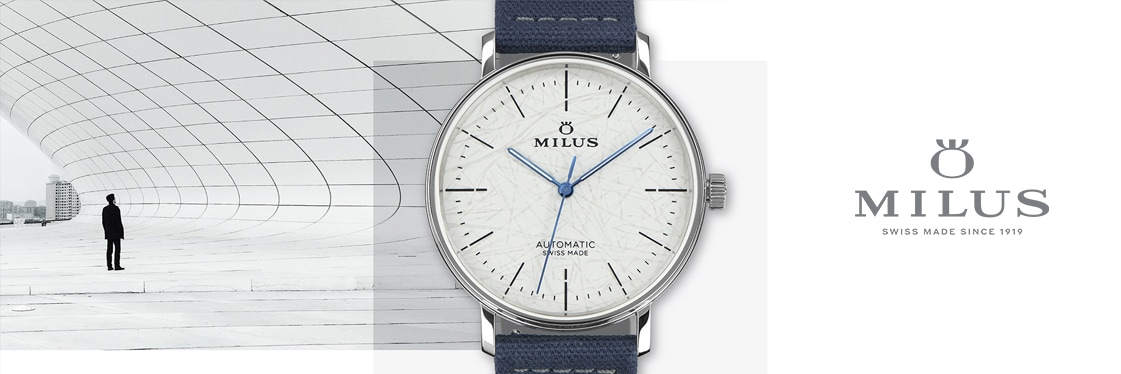 Milus Montres Collection