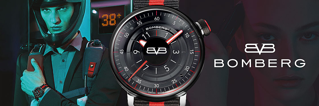 Bomberg Uhren Kollektion Schweiz
