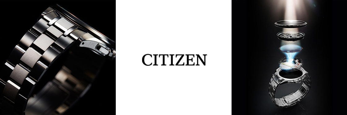 Citizen Eco Drive Montres Collection