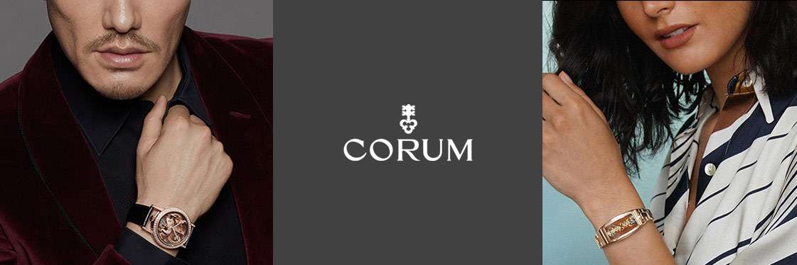 corum uhren kollektion