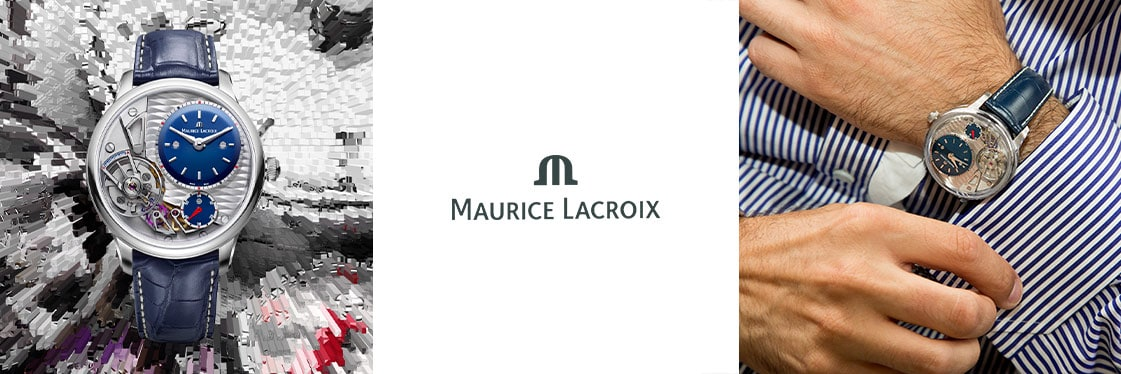 Maurice Lacroix Uhren gravity