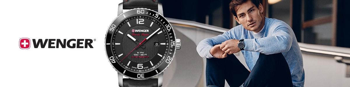 Wenger Roadster Black Night