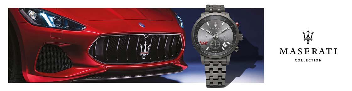 Maserati Grandturismo Chronographe