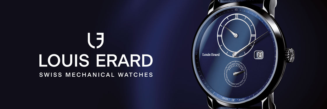 Louis Erard Excellence Regulator Limited Edition