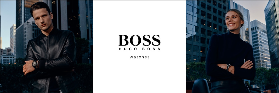 Boss Watch Collection