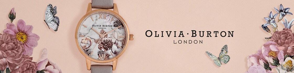 Olivia Burton Marble Florals