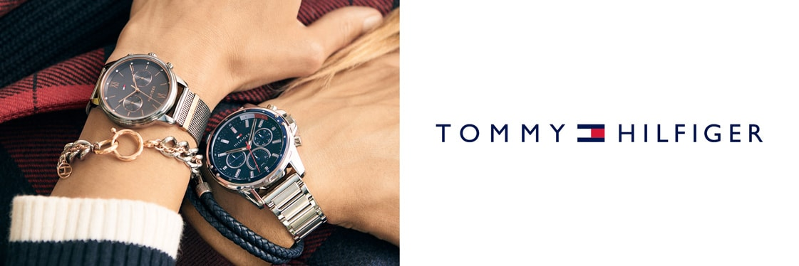 Tommy Hilfiger Watch Collection