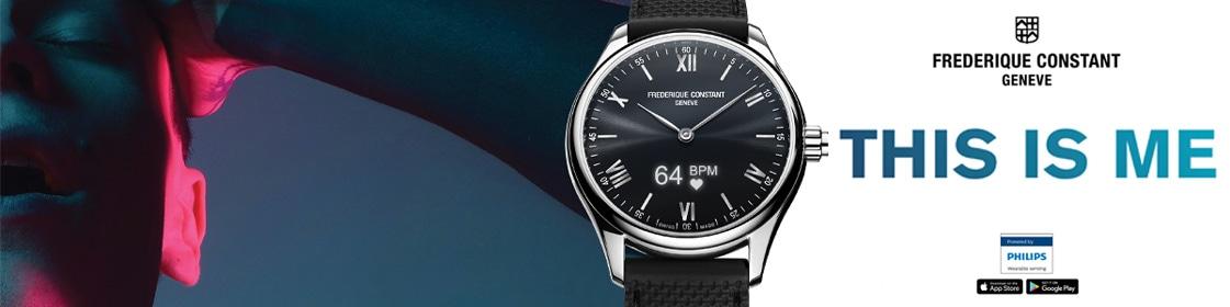 Frédérique Constant Vitality Smartwatch