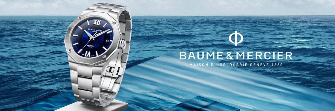 Baume et Mercier Riviera 10616 Baumatic Ø 42mm