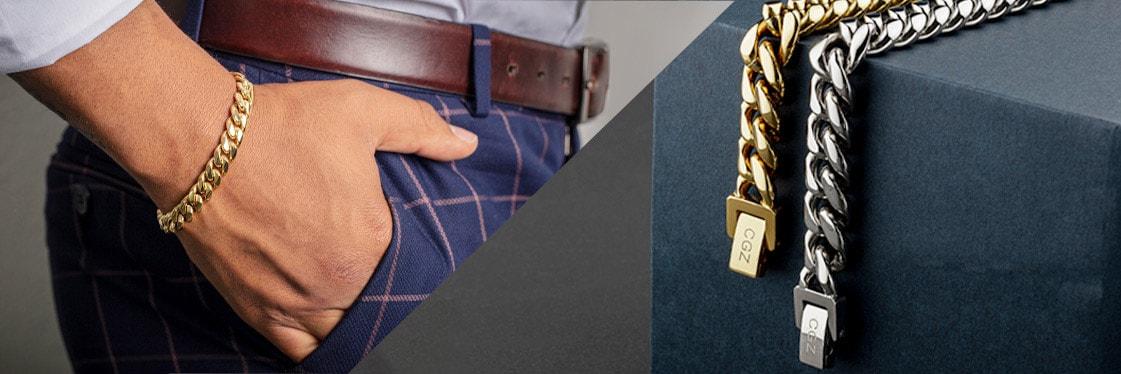 Cuban Link Armbänder