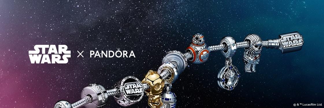 Pandora x Star Wars