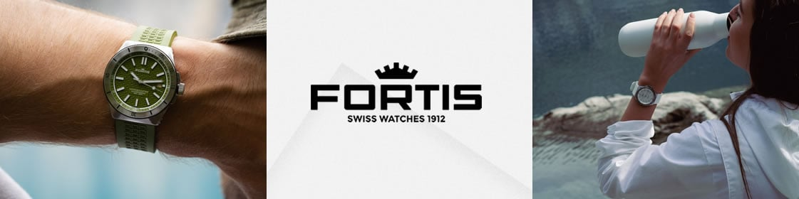 Fortis Marinemaster M-40 unisex watch