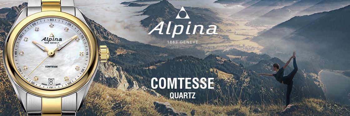 Alpina Montre Comtesse Quartz