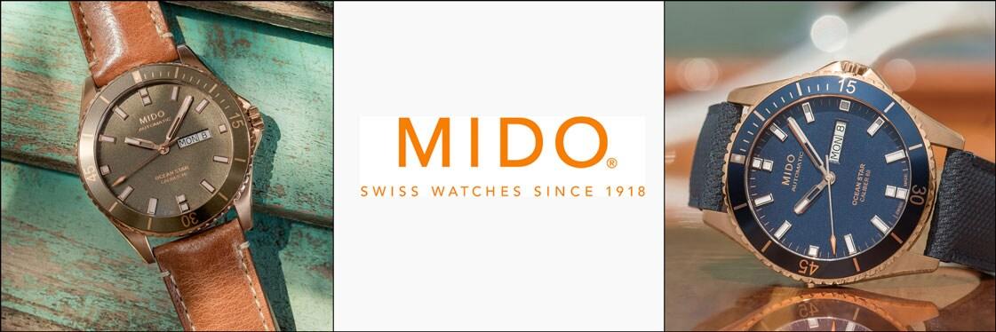 Uhren von Mido