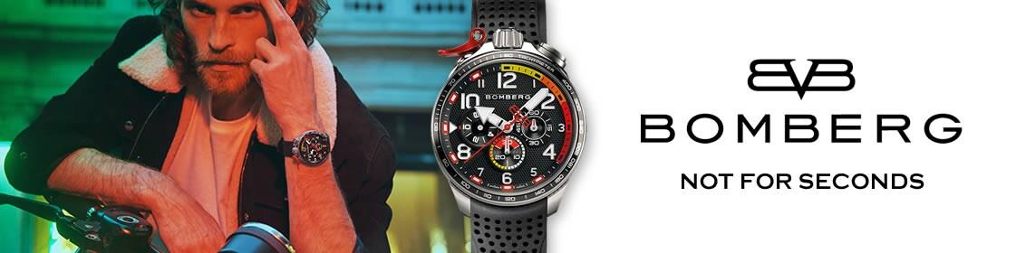 Bomberg Bolt-68 Racing Chronograph