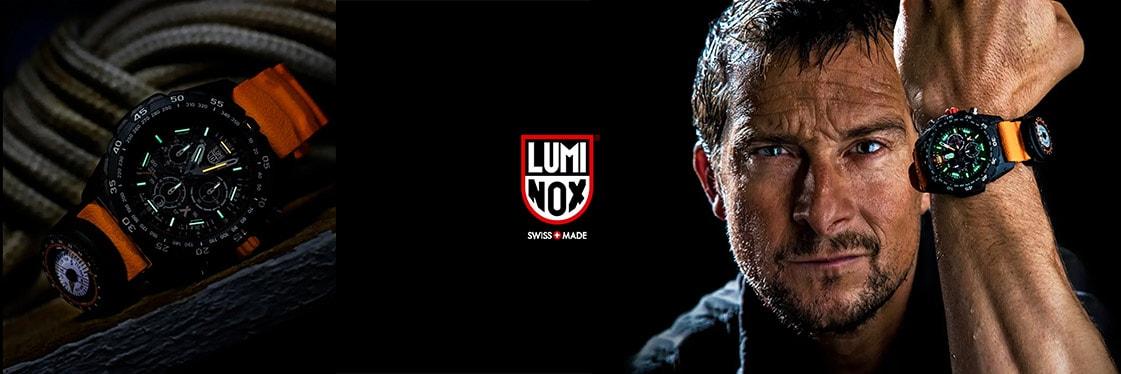 Luminox x Bear Grylls Survival Master Series