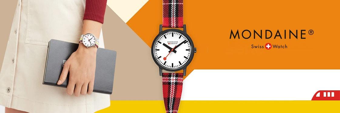 Mondaine Uhren Kollektion