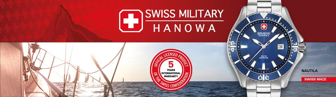 Swiss Military Hanowa Nautila