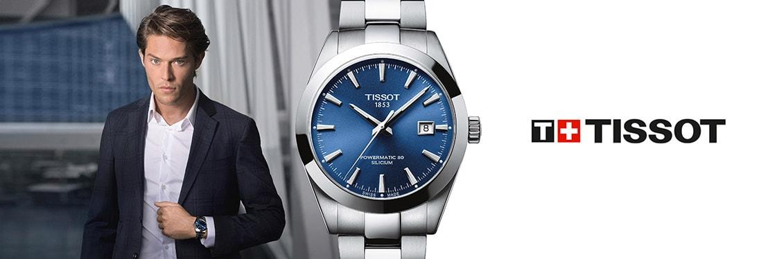 tissot montres gentleman powermatic 80 silicium