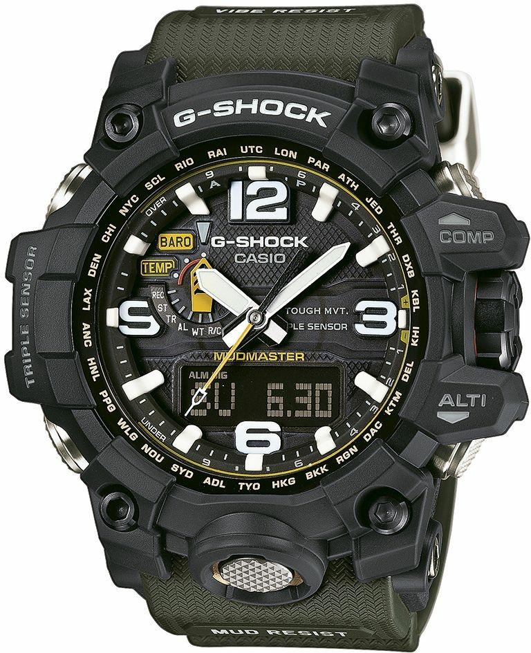 Casio G-Shock Master of G Mudmaster online kaufen | CHRISTIAN