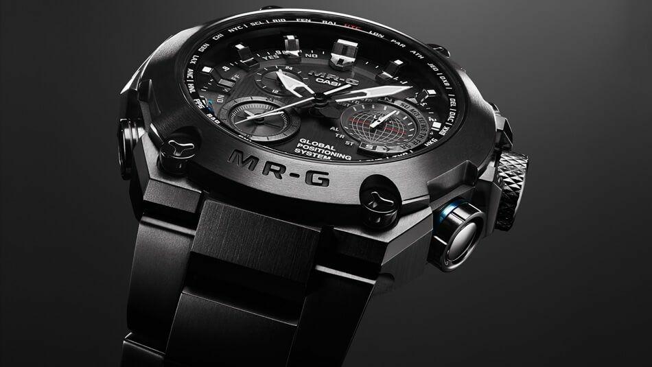 Casio G-Shock Premium MR-G online kaufen | CHRISTIAN