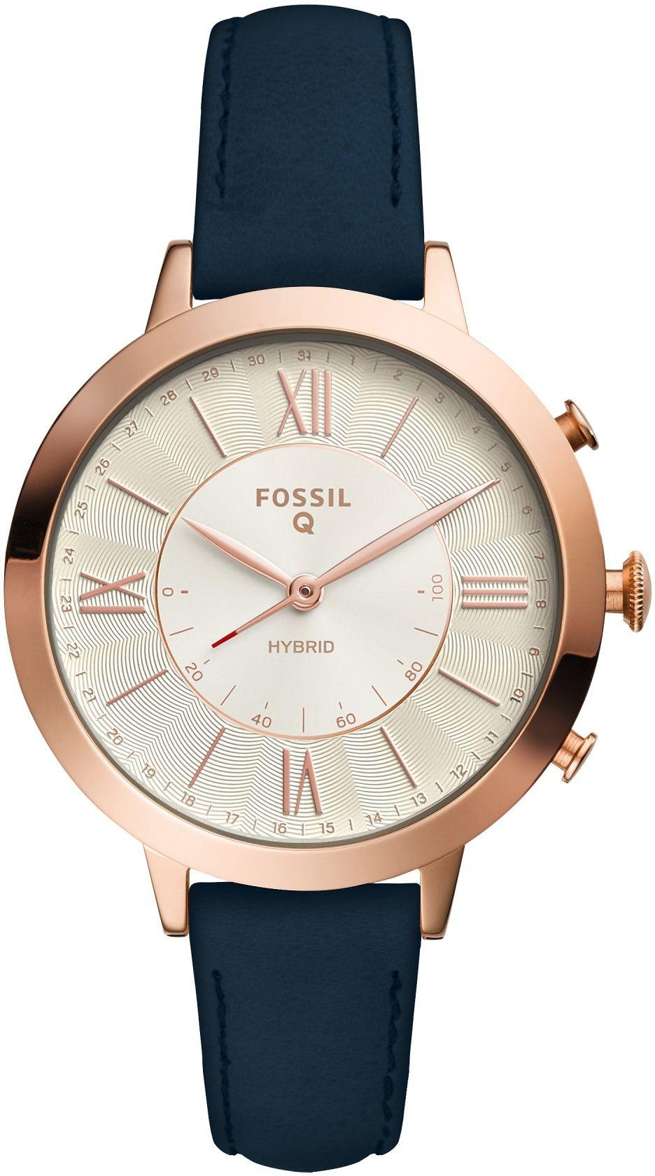 Fossil Q Jacqueline Hybrid Smartwatch Online Kaufen Christian Es3487 Original