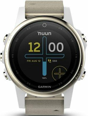 garmin fenix 5s saphir gps smartwatch hr online kaufen. Black Bedroom Furniture Sets. Home Design Ideas