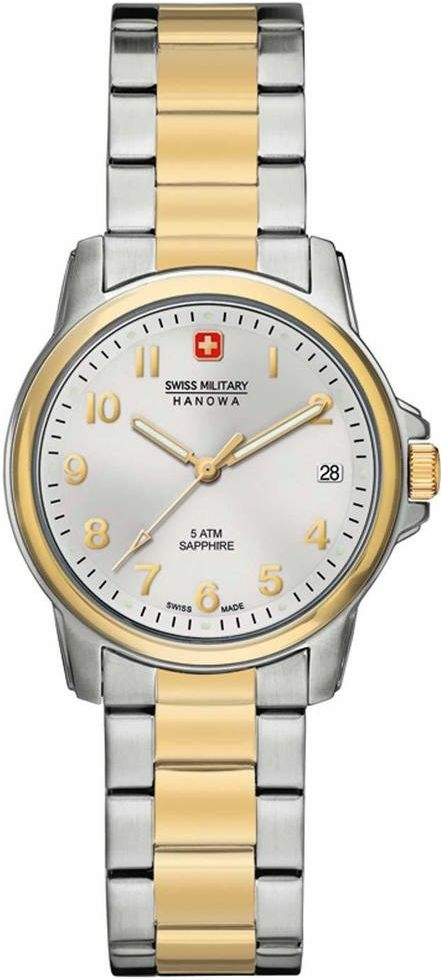 Swiss Hanowa Military Soldier Prime Lady ordCBWex