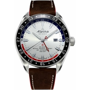 Alpina Alpiner 4 GMT Business Timer AL-550SRN5AQ6