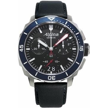 Alpina Seastrong Diver 300 Chrono Big Date