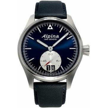 Alpina Startimer Pilot Big Date