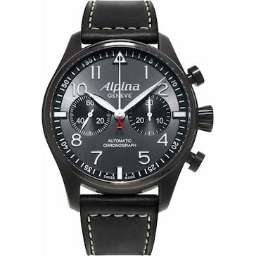 Alpina Startimer Pilot Black Star Limited Edition