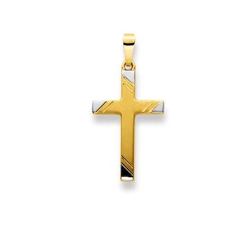 Anhänger 750/18 K Bicolor, Kreuz