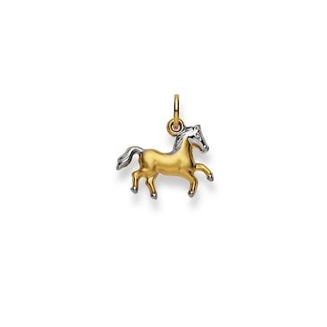 Anhänger 750/18 K Bicolor, Pferd 1556.08544/0001
