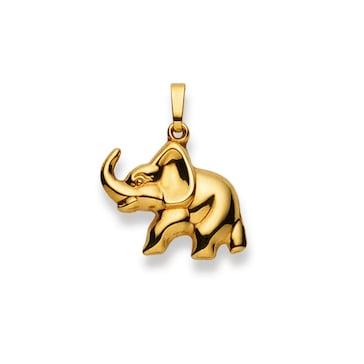 Anhänger 750/18 K Gelbgold, Elefant 1156.07576/0001