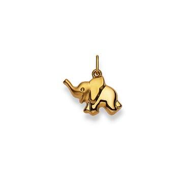 Anhänger 750/18 K Gelbgold, Elefant 1156.08508/0001