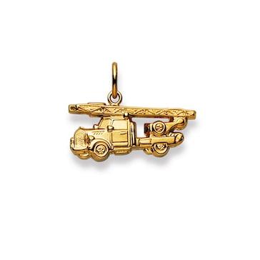 Anhänger 750/18 K Gelbgold, Feuerwehr 1156.07678/0001