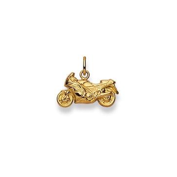 Anhänger 750/18 K Gelbgold, Motorrad