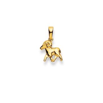 Anhänger 750/18 K Gelbgold, Sternzeichen Widder 1154.06017/0040