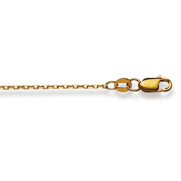 Ankerkette 750/18 K Gelbgold 1.3mm