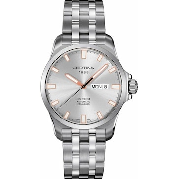 Certina DS First Day-Date Automatic C014.407.11.031.01