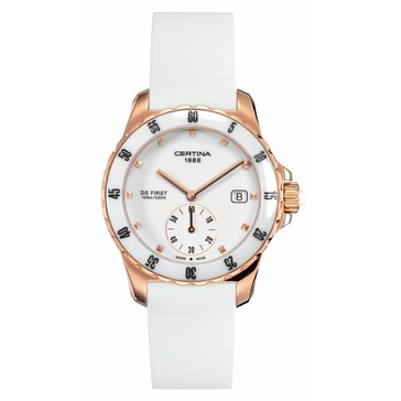 Certina DS First Lady Ceramic C014.235.37.011.00