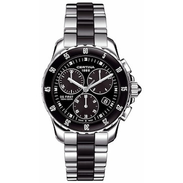 Certina DS First Lady Chrono Ceramic C014.217.11.051.01