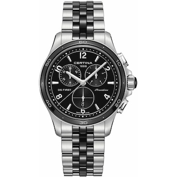 Certina DS First Lady Chrono Ceramic Precidrive C030.217.11.057.00