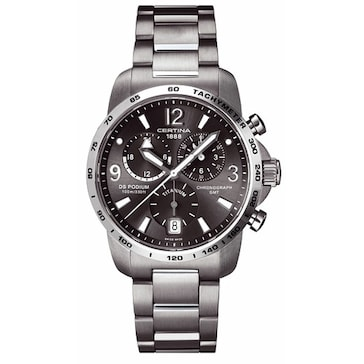 Certina DS Podium Big Size Chrono GMT