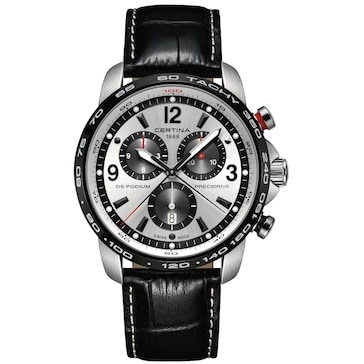Certina DS Podium Big Size Chrono Precidrive 1/100 C001.647.16.037.00